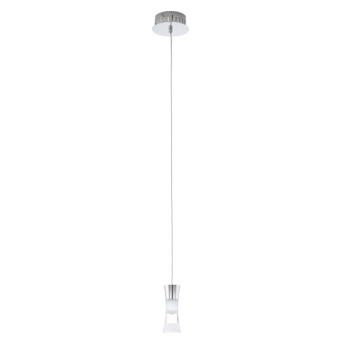 Pancento LED Chrome Pendant Light 94478