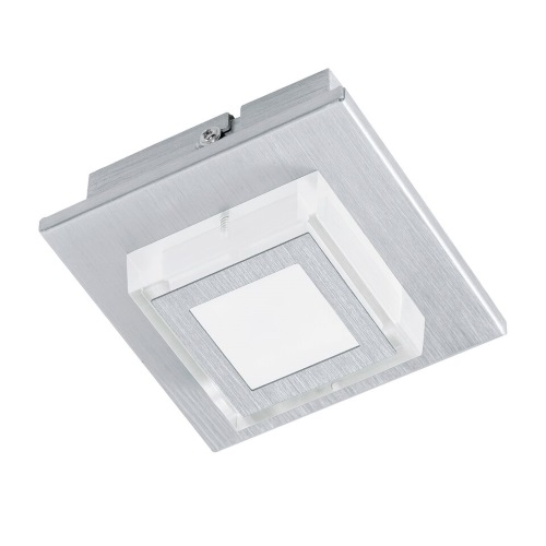 Masiano Single Aluminium Ceiling Light 94505