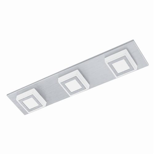 94507 Masiano Aluminium Ceiling 3 Light
