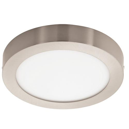 Fueva 1 flush 300mm ceiling light the lighting superstore fueva 1 round 300mm surface mounted ceiling light 94527 aloadofball Image collections