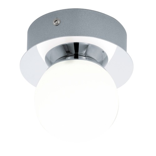 94626 Mosiano Single LED Wall/Ceiling Bathroom Light