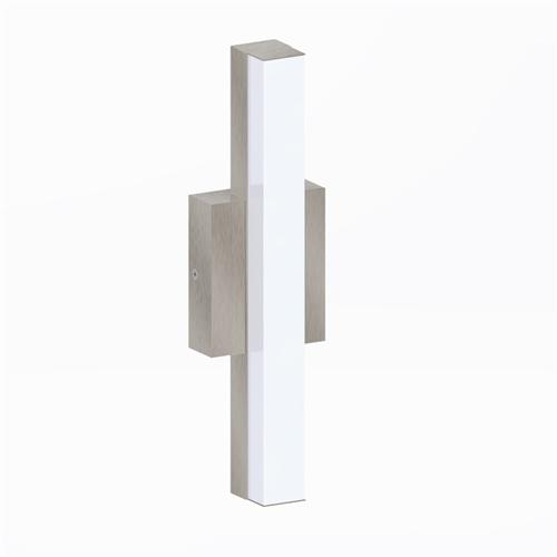 Acate LED Silver Outdoor Wall/Ceiling Light 94845