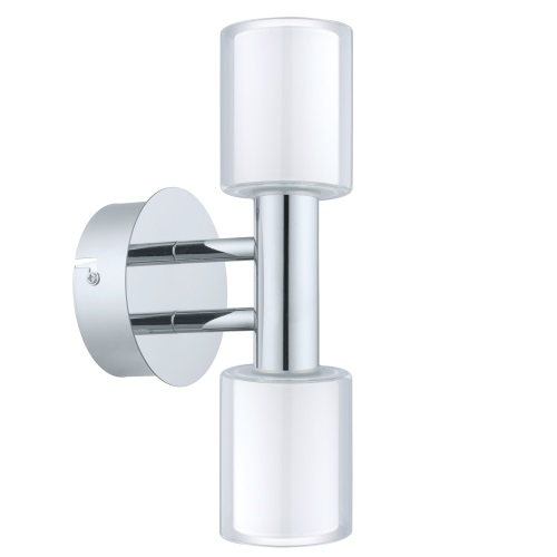 94994 Palermo 1 LED Double Bathroom Wall Light