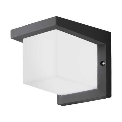 95097 Desella 1 Anthracite Outdoor LED Wall Light