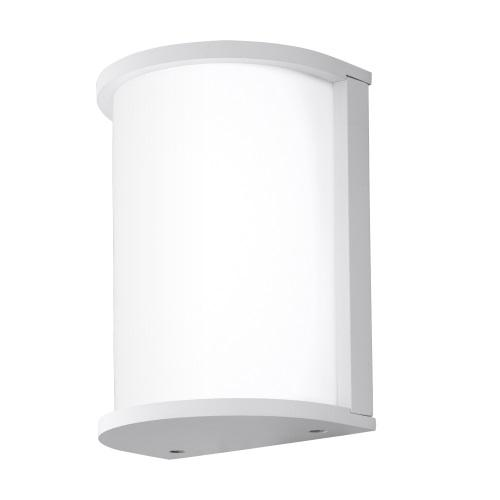 95098 Desella Outdoor LED White Wall Light