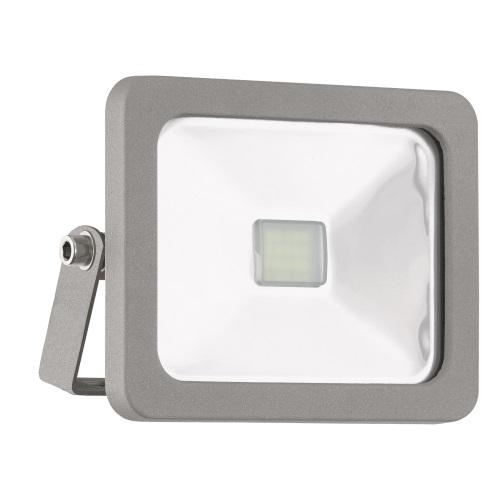 Faedo 1 Small Outdoor LED Silver Flood Light 95403