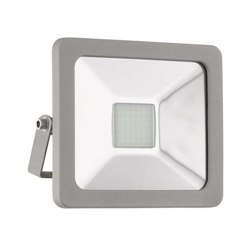 Faedo 1 LED Outdoor Silver Floodlight 95404