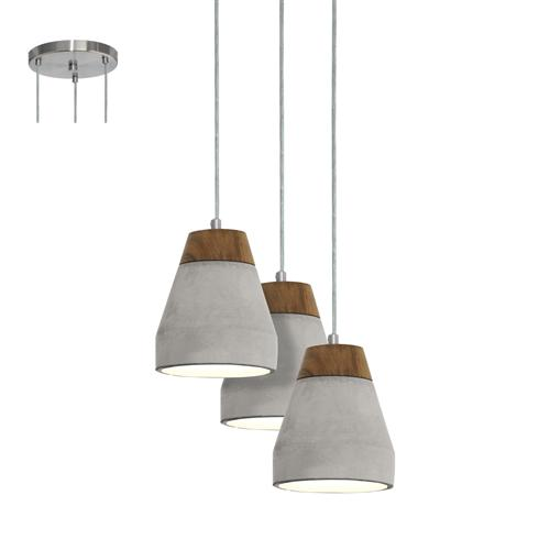 Tarega Three Light Pendant 95526