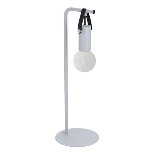 Apricale Light Grey/Black Table Lamp 98284