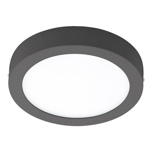 Argolis Anthracite Outdoor LED Wall Or Ceiling Light 96492