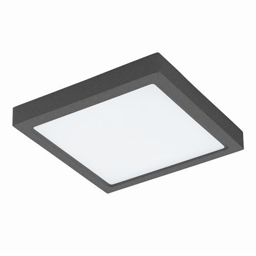 Argolis-C Outdoor Anthracite Flush Ceiling Fitting 98174