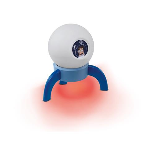Astronova Blue Childrens LED Spaceship Table Lamp 96852
