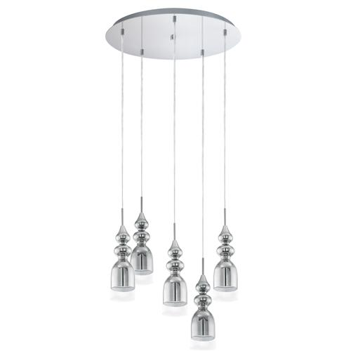 Bolanos led five light pendant 95561 the lighting superstore bolanos led five light pendant 95561 mozeypictures Image collections
