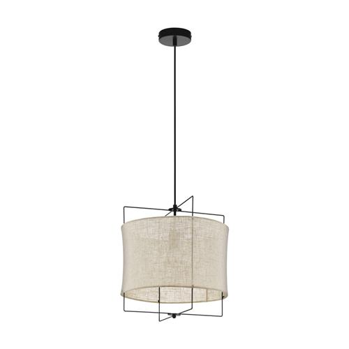 Bridekirk Natural Medium Ceiling Pendant 43292