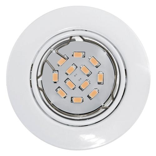 Pento Single White Recessed LED Downlight 94239