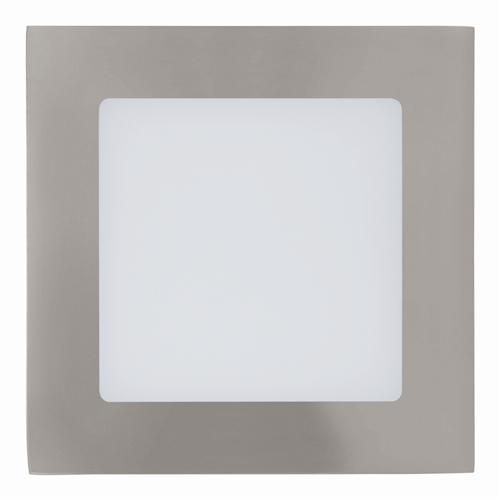Fueva 1 Square LED Recessed Spotlight 94522