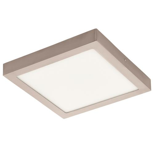 Fueva 1 Square LED Surface Mounted Ceiling Light 94528
