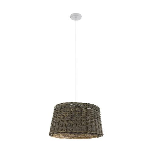 Dovenby Large Brown Ceiling Pendant 33048
