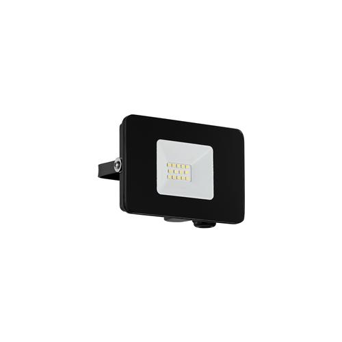 Faedo 3 Outdoor LED Black Flood Light 97455