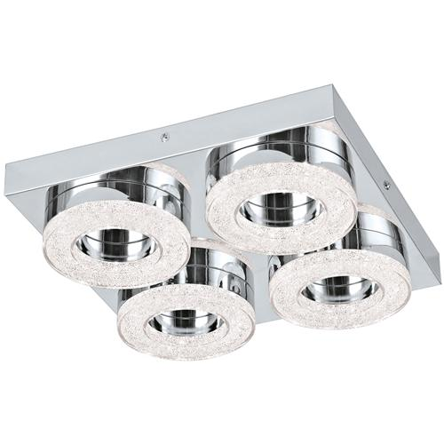Fradelo Four Headed LED Wall/Ceiling Light 95664