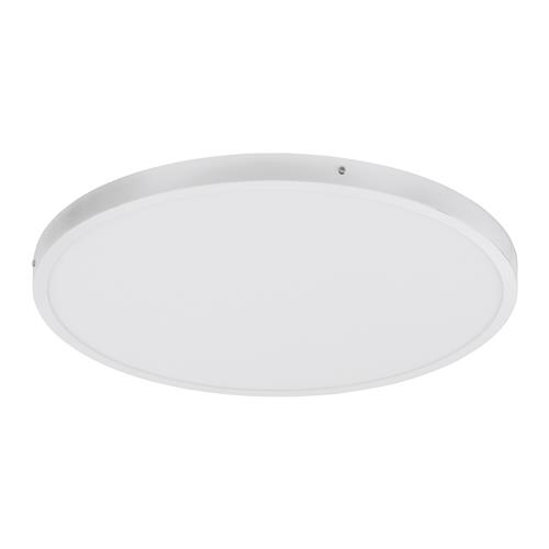 Fueva 1 LED Neutral White 500mm White Flush Light 97275