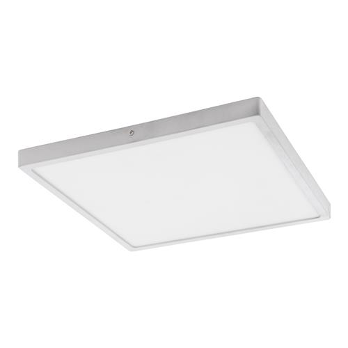 Fueva 1 Neutral White LED Square 400mm Ceiling Light 97268