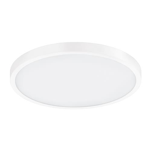 Fueva-A Large LED Flush Aluminium Ceiling Light 98293