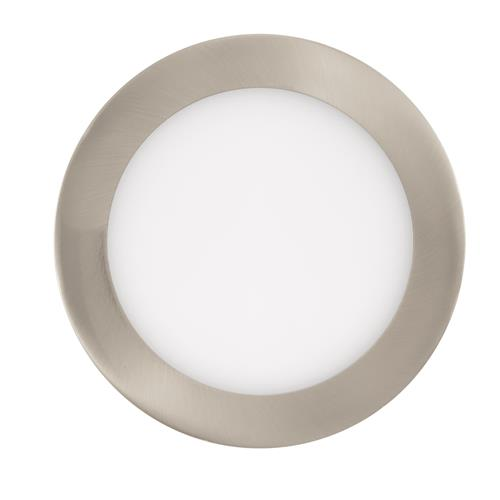Fueva-C Nickel Colour Changing LED Downlight 32754