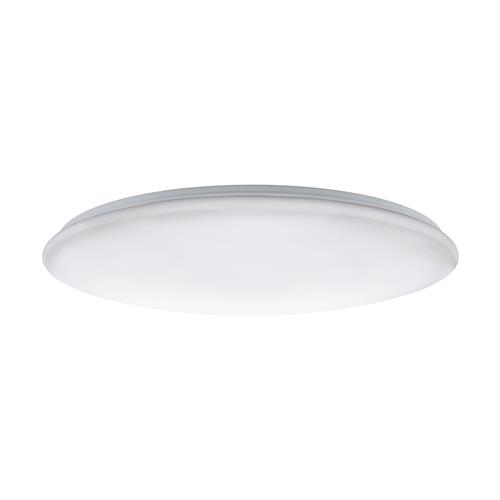 Giron Large LED Crystal Effect Flush Ceiling Light 97528