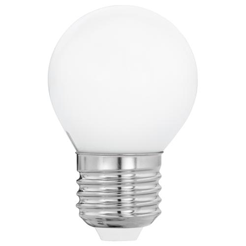 Golf Ball 2700k ES 4w Opal LED Filament Lamp 11605