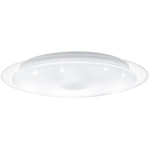 Lanciano 1 LED White Crystal Effect Light 98324