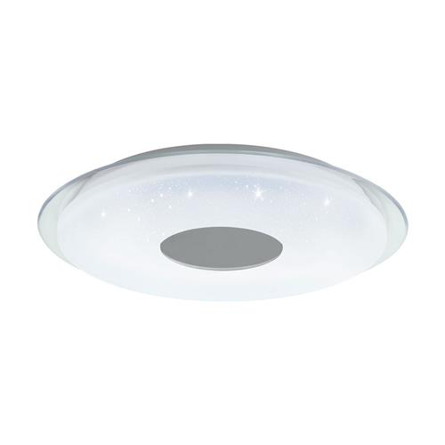 Lanciano-C LED White & Clear Glass Colour Changing Fitting 98768