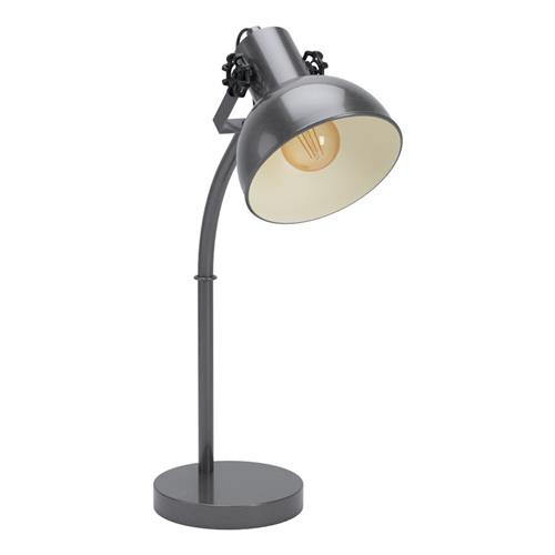 Lubenham 1 Desk lamp, Antique Nickel finished 43171