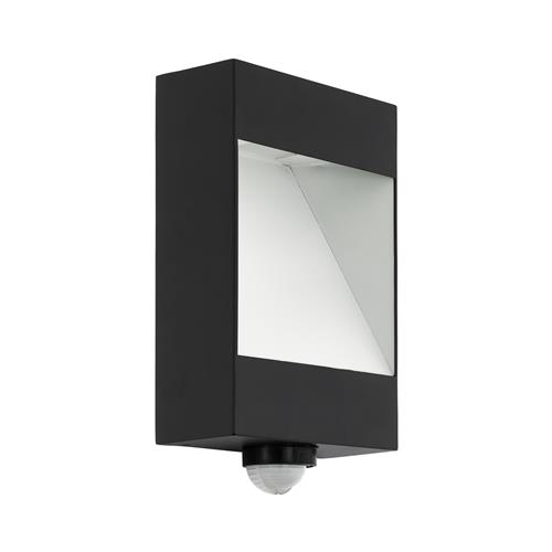 Manfria PIR Anthracite Outdoor LED Wall Light 98098
