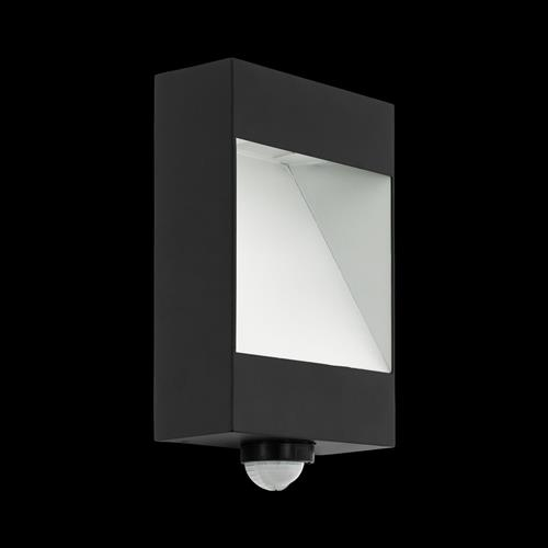 Manfria Pir Anthracite Outdoor Led Wall Light 98098 The