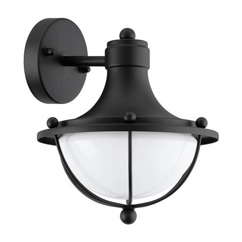 Monasterio Outdoor Black Wall Light 95976