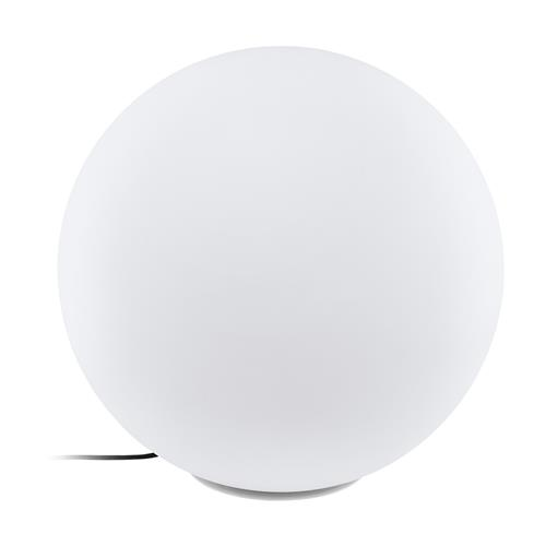 Monterolo-C 600MM White Eglo Connect LED Outdoor Lamp 98108