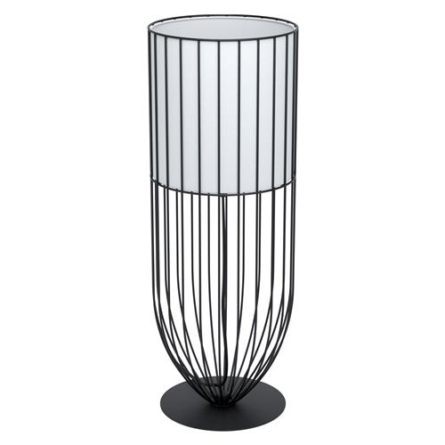 Nosino Black Steel Wire Table Lamp 99101