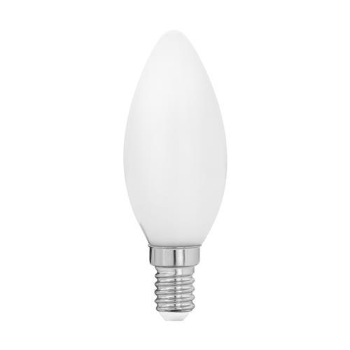 Opal 6W SES LED Warm White Candle Bulb 806 Lumens 12546
