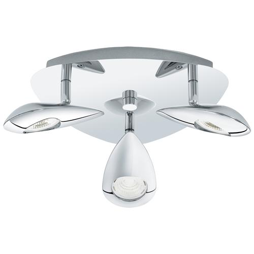 Pedregal Three Light LED Ceiling Fitting 95752