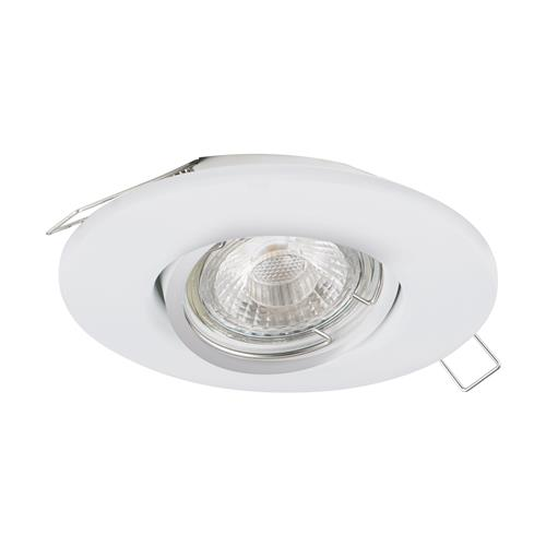 Peneto 1 White Recessed LED Downlight 95894