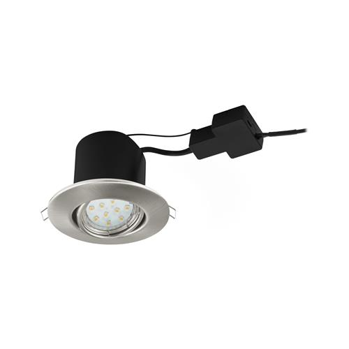 Peneto 2 LED Satin Nickel Recessed Downlight 96861