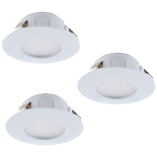 Pineda Three Pack Of LED Spot Lights 95807