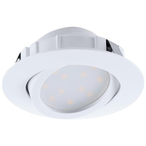 Pineda tiltable recessed led spot light the lighting superstore pineda tiltable round led recessed spot light 95847 aloadofball
