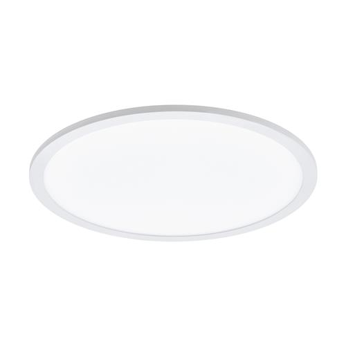 Sarsina-A Medium LED White Flush Ceiling light 98208