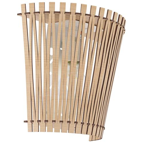 Sendero Wooden Wall Light 96195