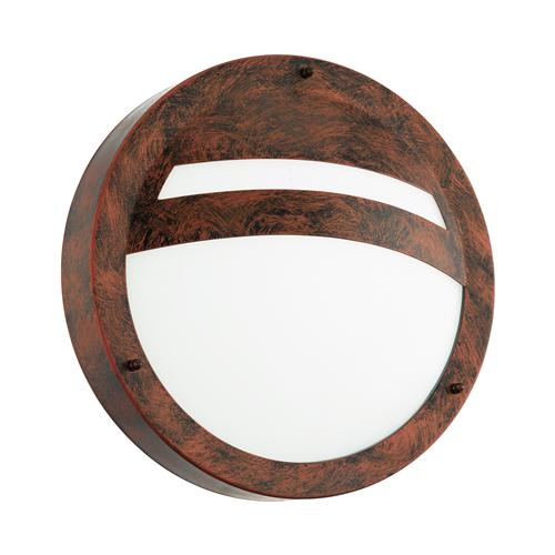 Malibu Brightscapes Landscape Lighting Antique Copper: Sevilia Antique Copper Outdoor Wall Light 96271