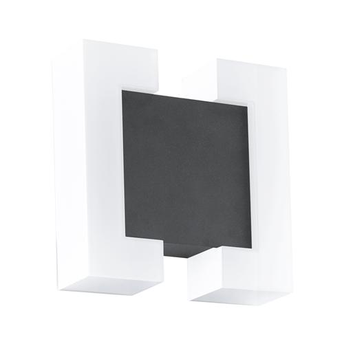 Sitia Outdoor LED Anthracite Wall Light 95988