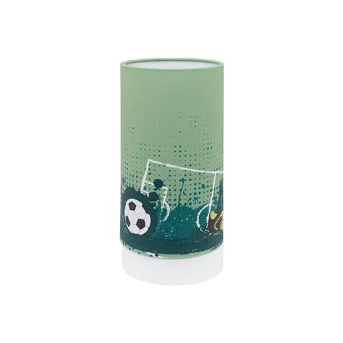 Tabara Childrens Football Themed LED Table Lamp 97763