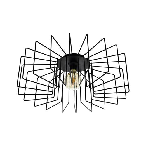 Tremedal Flush fitting Steel Ceiling Light 98507